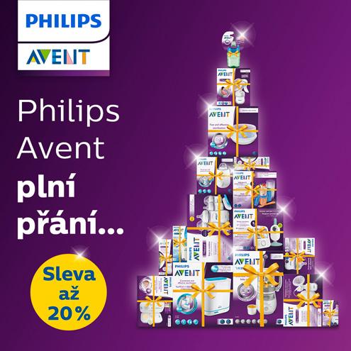 Philips AVENT plní přání…
