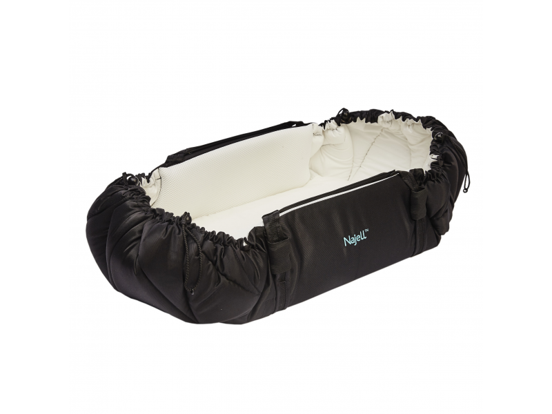 Nosítko na spaní 4 v1 sleep Carrier černé 1