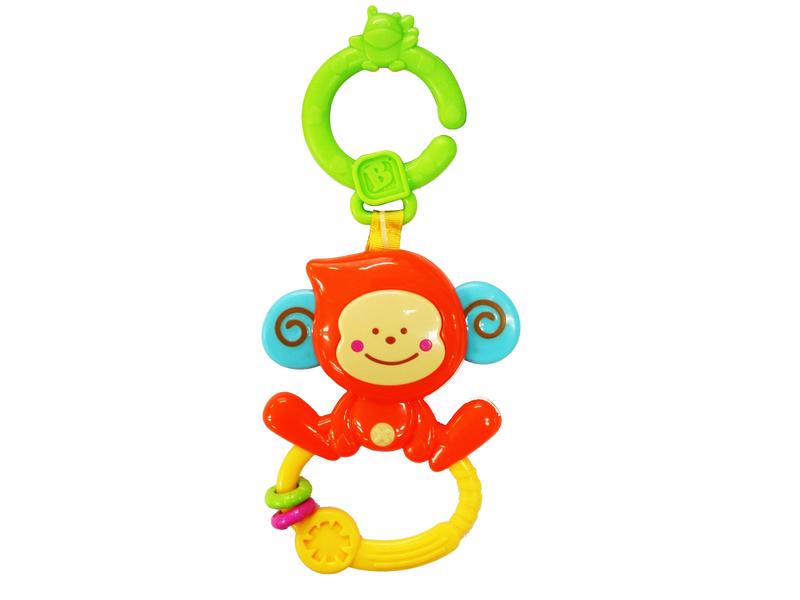 Kousátko se zvuky opička 1
