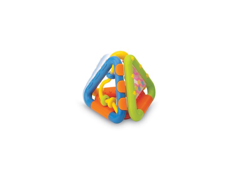 Chrastítko skládací trojúhelníky 1