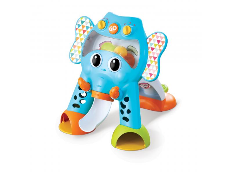 Senzorický slon Activity 1