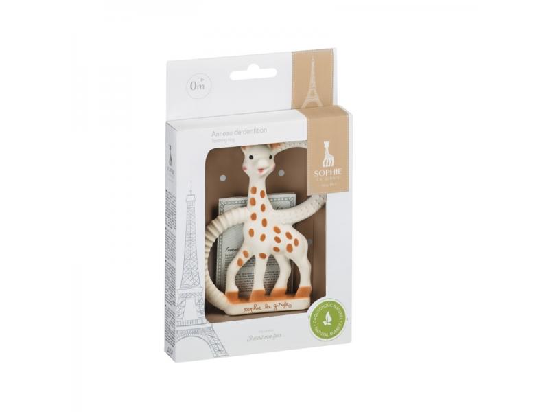 Vulli Kousátko žirafa Sophie (100% přírodní kaučuk), měkké