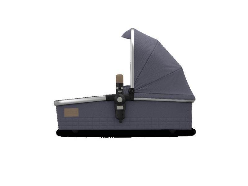 GEO Quadro upper cot Blu shady grey 1