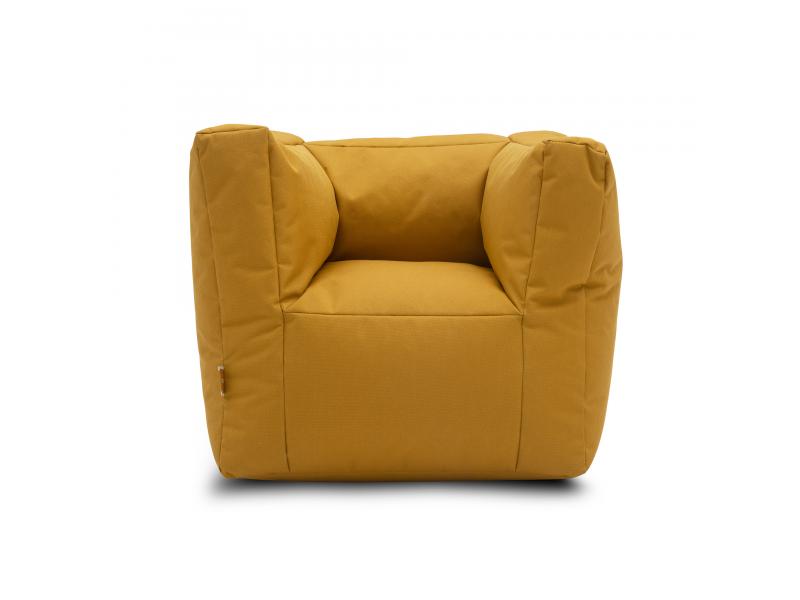 Křesílko - Sofa Beanbag Mustard 1
