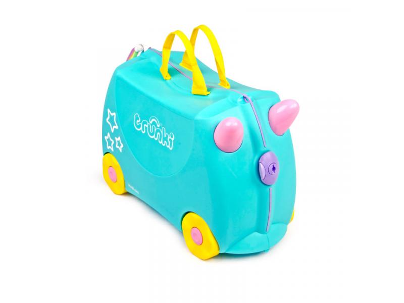Kufřík + odrážedlo Unicorn 1
