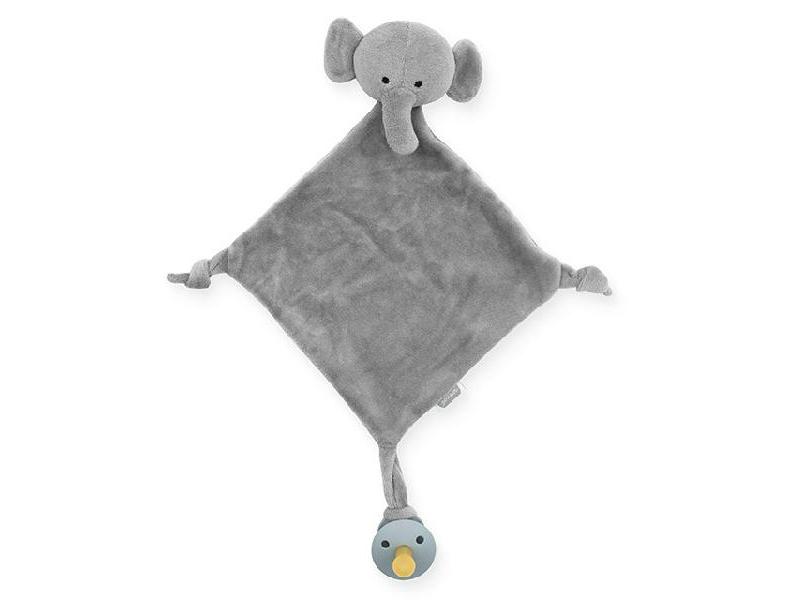 Muchláček slon storm grey 1