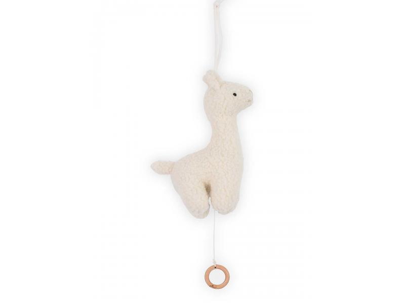 Hrající lama, Off-White 1