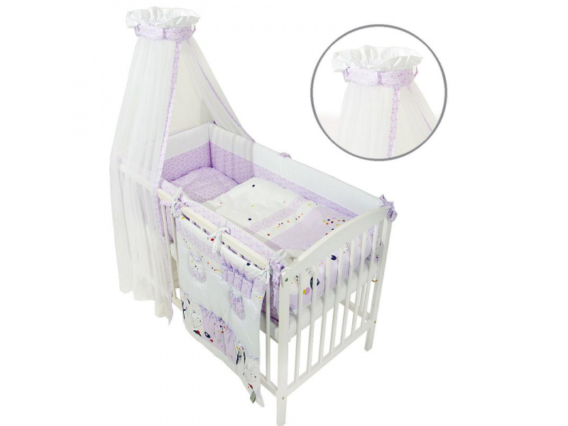 LittleUp Baby Star Povlečení 4 dílné