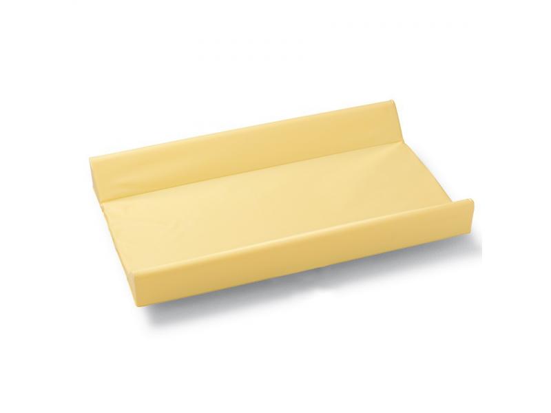 Přebalovací podložka 2stranná BASIC žlutá 1