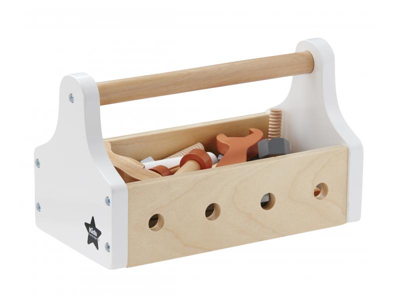 Dřevěné nářadí v boxu Star 1