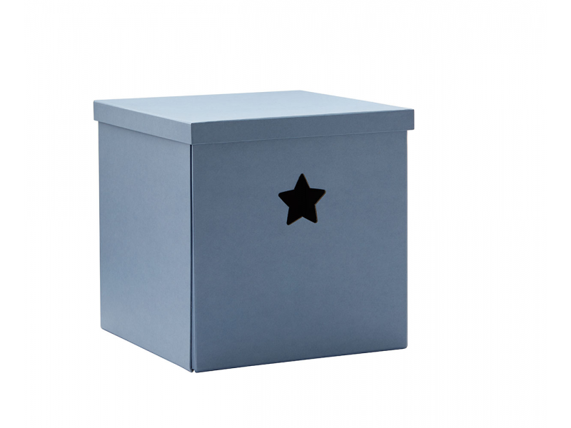 Kids Concept Krabice Star Blue