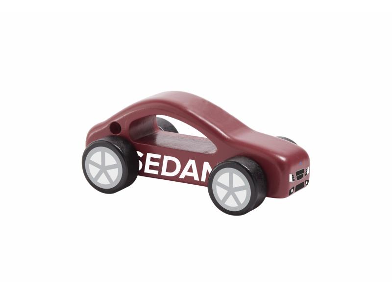 Auto sedan Aiden dřevěné 1