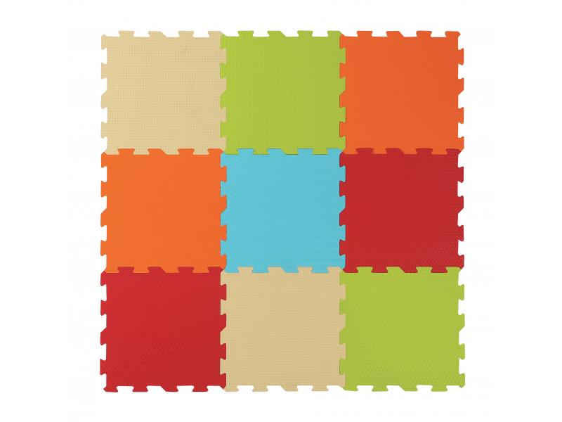Ludi Puzzle pěnové 90x90cm