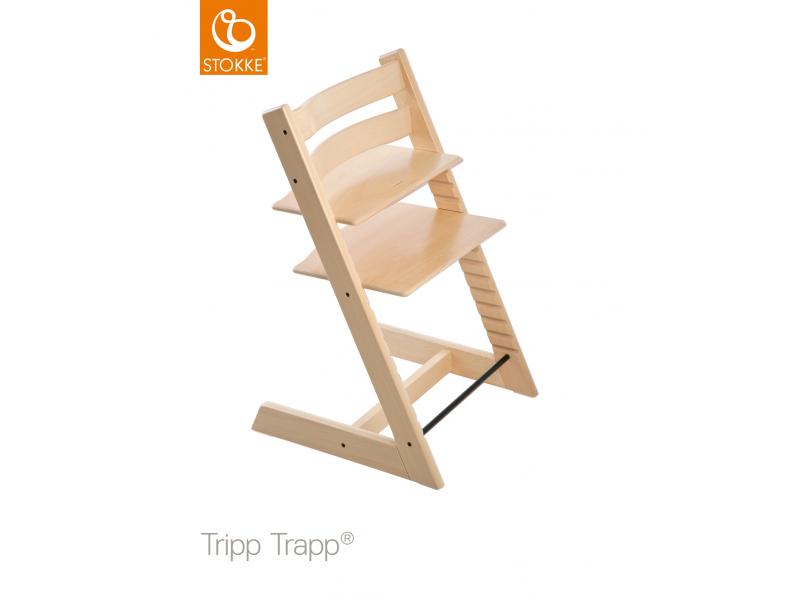 Stokke Židlička Tripp Trapp® Classic - Natural