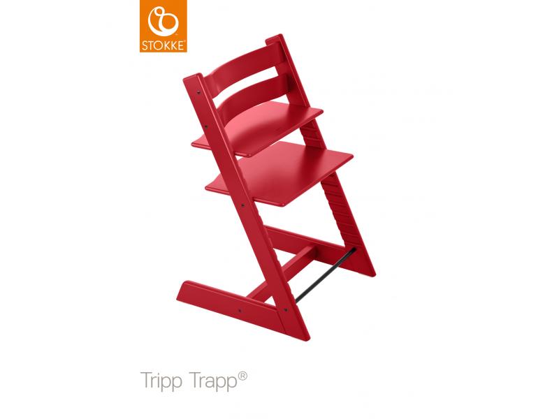 Stokke Židlička Tripp Trapp® Classic - Red