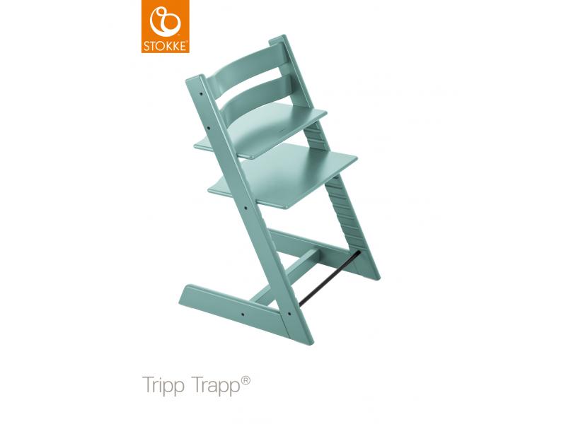 Stokke Židlička Tripp Trapp® Classic - Aqua Blue