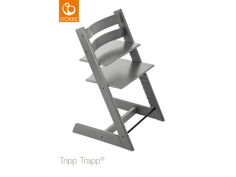 Stokke Židlička Tripp Trapp® Classic - Storm Grey