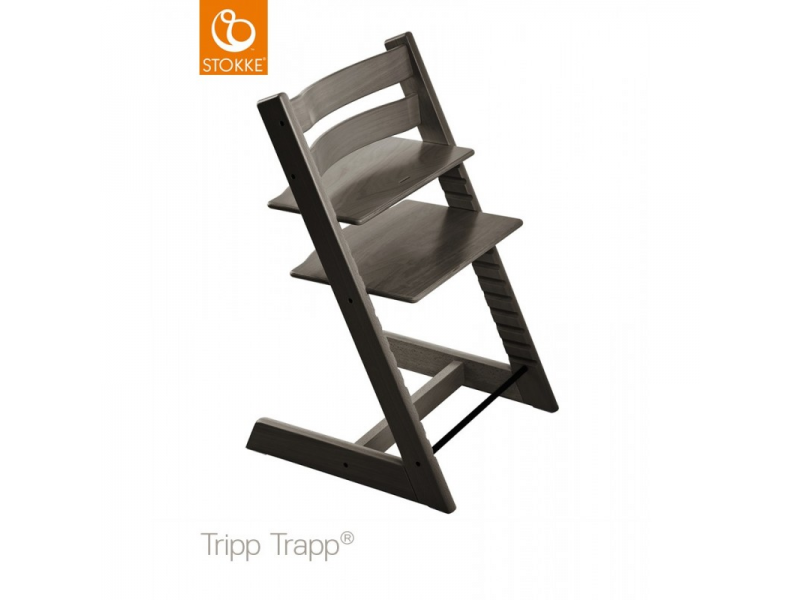 Stokke AS Židlička Tripp Trapp® Classic - Hazy Grey