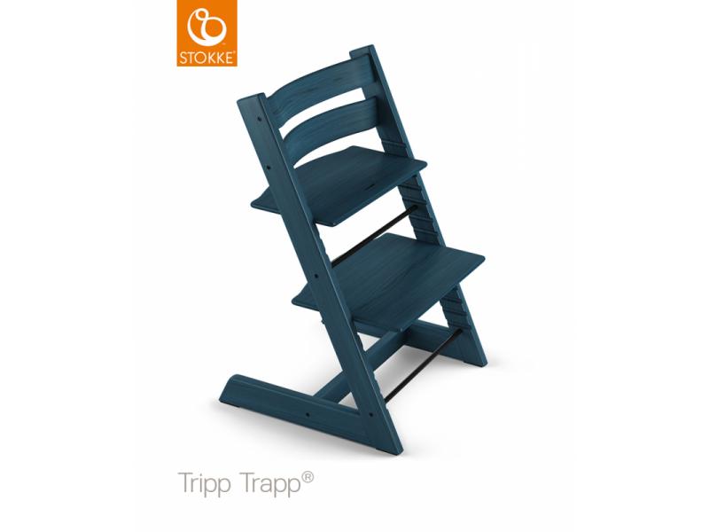 Stokke Židlička Tripp Trapp® Classic - Midnight Blue