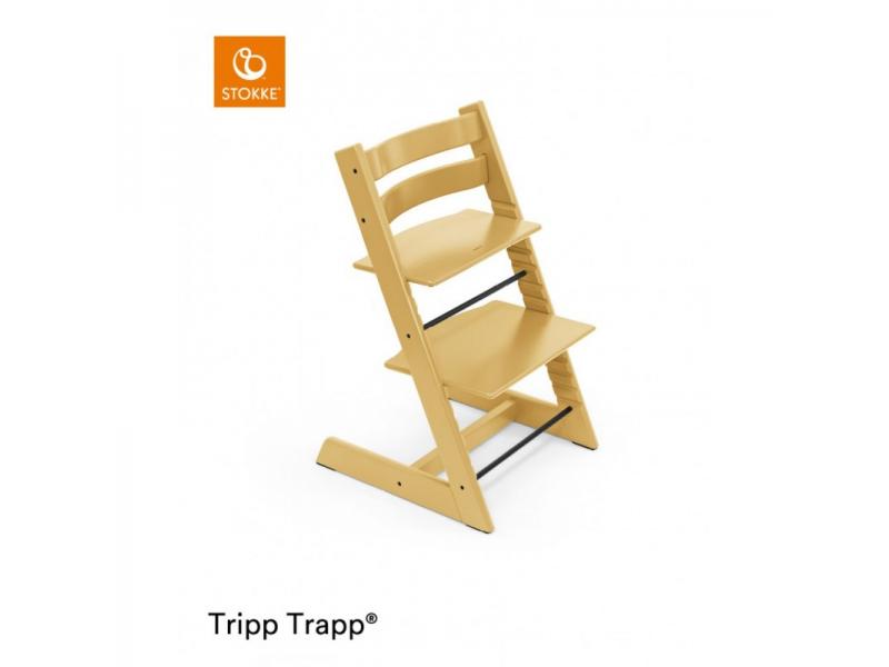 Židlička Tripp Trapp® Classic - Sunflower Yellow 1