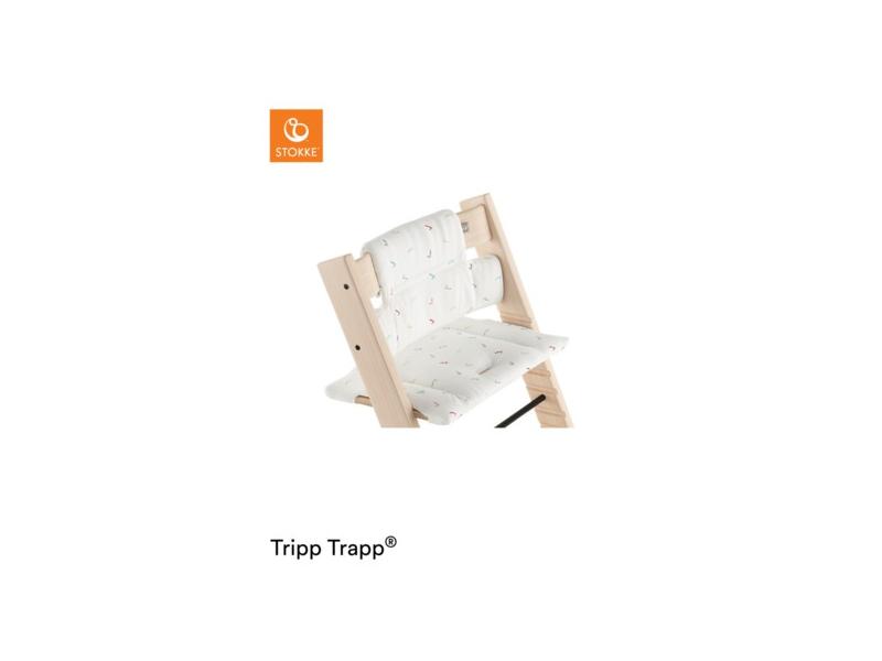 Stokke Polstrování classic k židličce Tripp Trapp® Icon Multicolor OCS