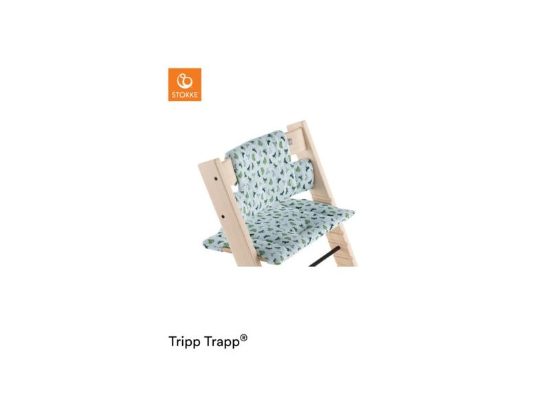 Stokke Polstrování classic k židličce Tripp Trapp® Blue Fox OCS