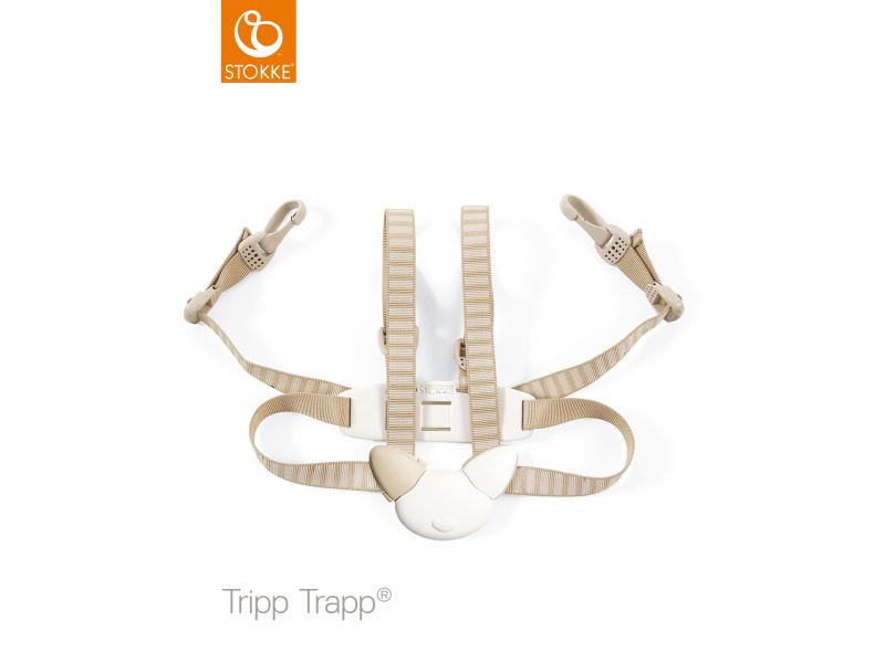 Stokke Bezpečnostní pás, 5-ti bodový Tripp Trapp® - Beige