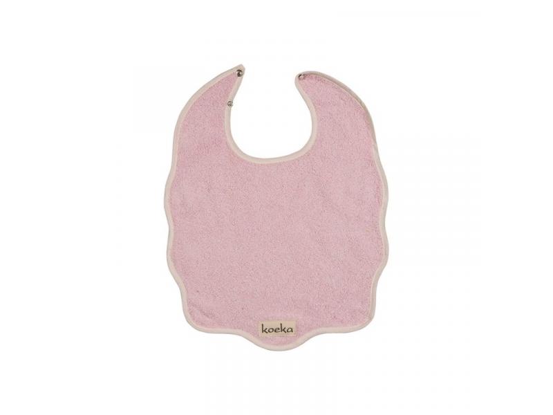 Koeka Froté bryndák Rome baby pink