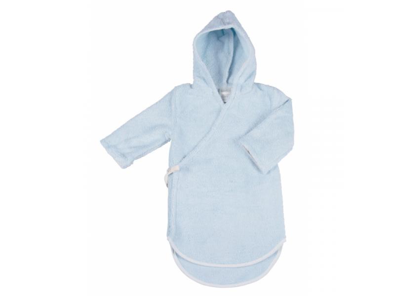 Koeka Dětský froté župan Venice 74/80 baby blue