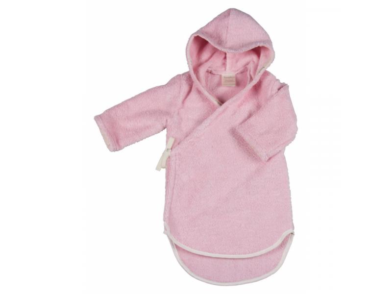 Dětský froté župan Venice  62/68 baby pink 1