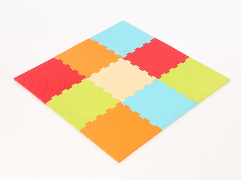 Ludi Puzzle pěnové 100x100cm