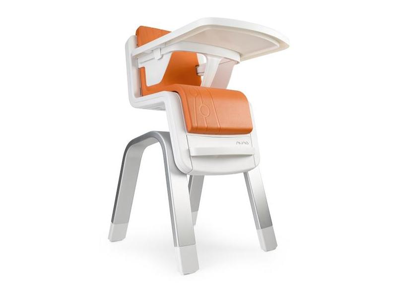 Nuna Zaaz Orange Jídelní Židlička