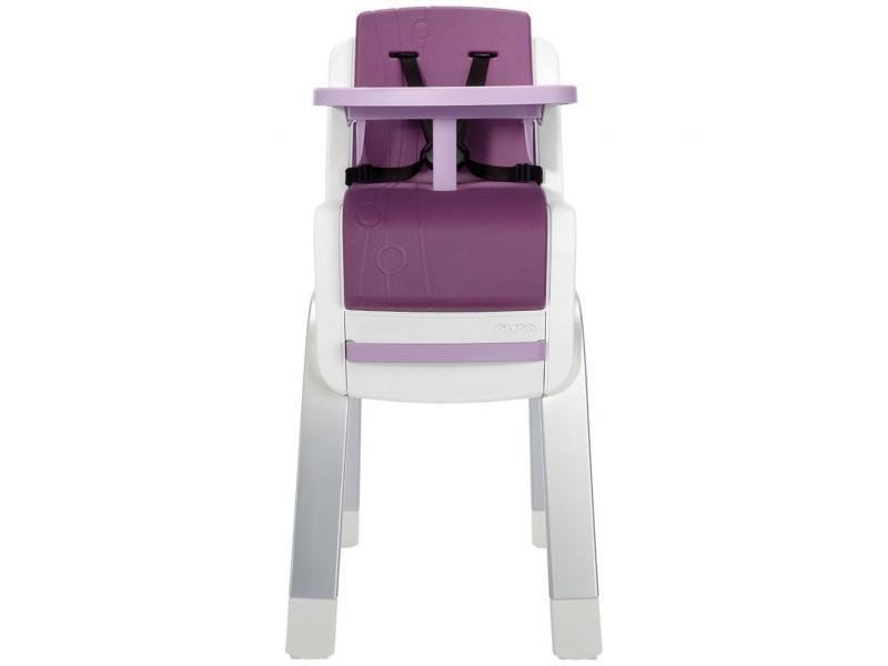 Nuna Zaaz Plum Jídelní Židlička