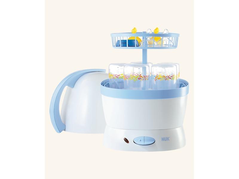 NUK Parní sterilizátor elektrický VAPO 2 v 1