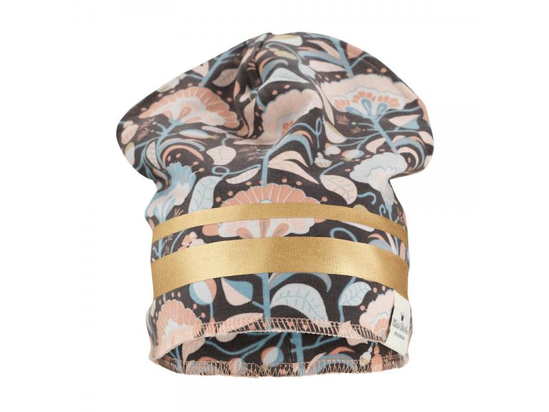 Elodie Details Zimní bavlněná čepice Gilded Midnight Bells 0-6m ea5e886c52