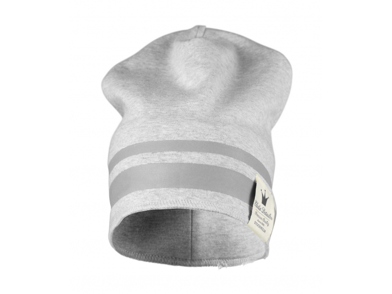 Elodie Details Zimní bavlněná čepice - Gilded Grey 2-3 y