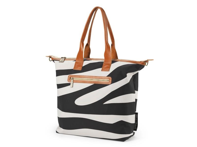 Přebalovací taška Zebra Sunshine  1