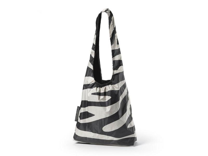 Elodie Details Nákupní taška Zebra Sunshine