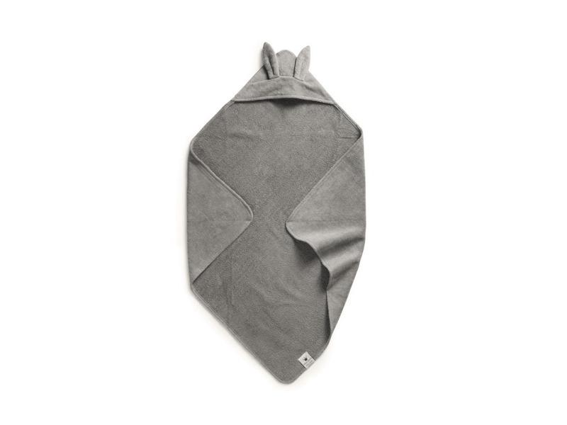 Elodie Details Osuška s kapucí Marble Grey