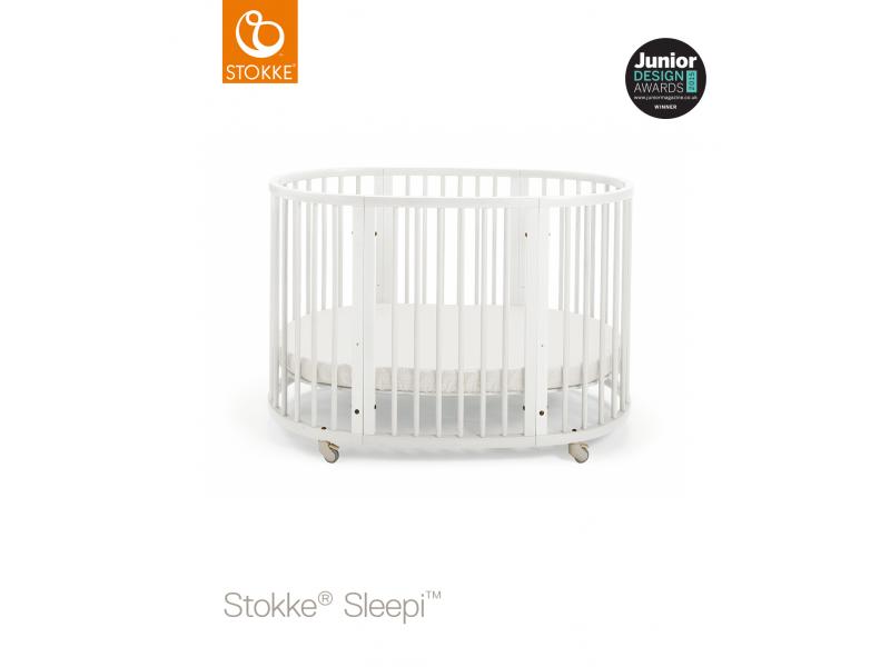 Stokke Postýlka Sleepi™, White