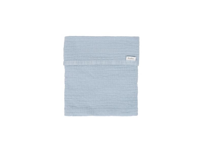 Deka Elba lemovaná - soft blue, 75x100 cm 1