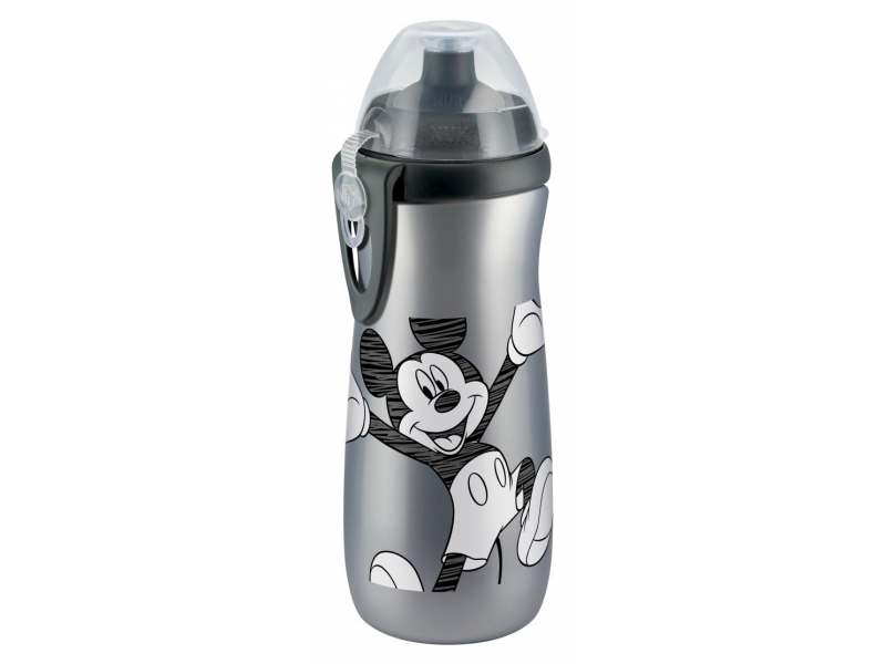 NUK FC Láhev PP Sports Cup,DISNEY-Mickey 450ml,SI push-pull pítko