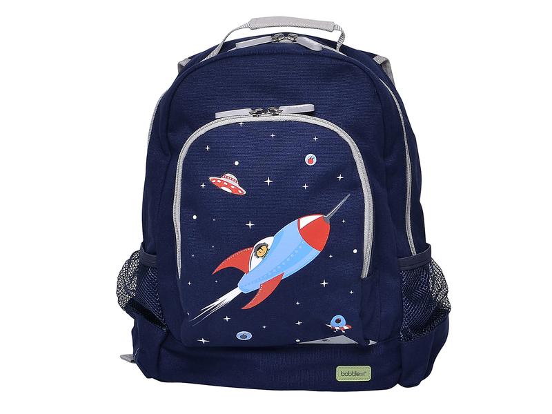 Bobble Art Dětský batoh velký Raketa