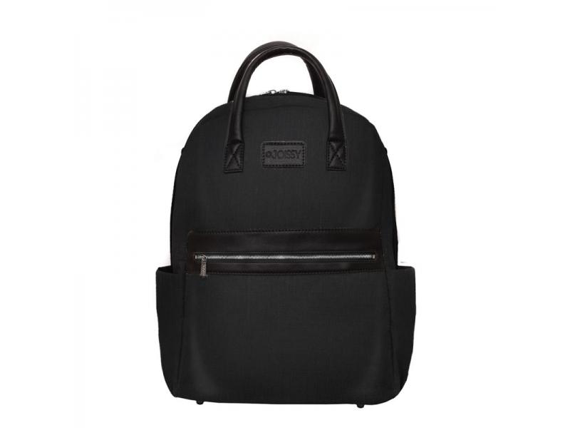 Přebalovací batoh a taška na kočárek 2v1 FAVE, black 1