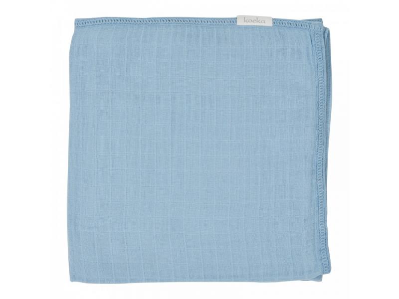 Koeka Monaco hydrofilní osuška - soft blue, 120x120cm