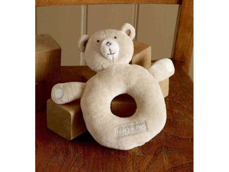 Chrastítko kroužek Hug Me Bear 1