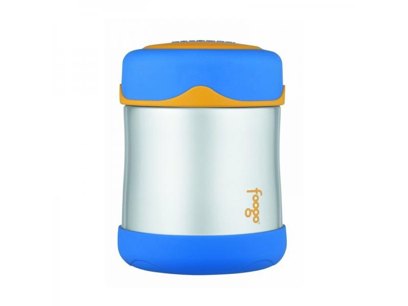 Thermos Kojenecká termoska na jídlo - modrá