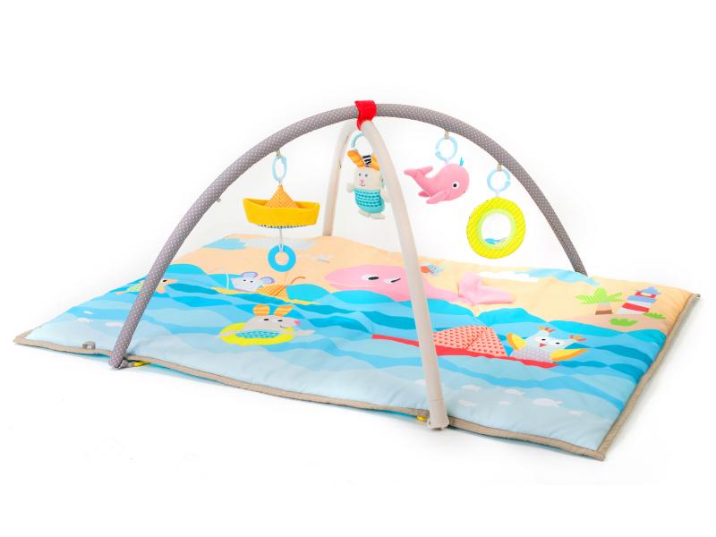 Hrací deka s hrazdou Moře 1
