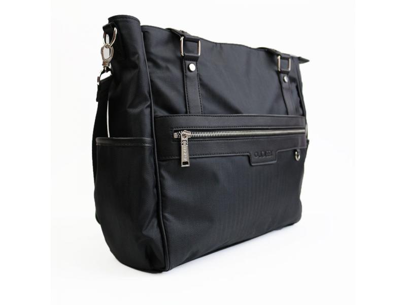 Přebalovací taška na kočárek LILY, black 1