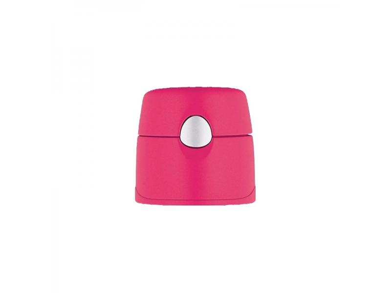 Thermos Dětská termoska s brčkem - růžová